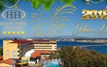Haliç Park Hotel Yılbaşı
