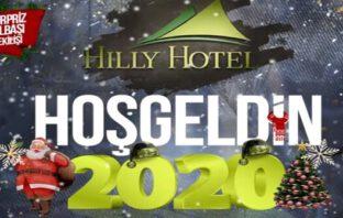 Hilly Hotel Edirne Yılbaşı Programı 2019