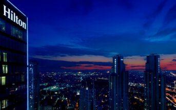 Hilton İstanbul Bomonti Hotel Yılbaşı Programı