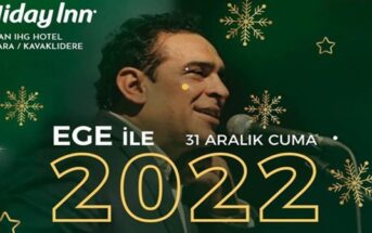 Holiday Inn Ankara Kavaklıdere Yılbaşı Programı
