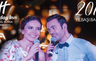Holiday Inn Bursa Yılbaşı Programı 2019