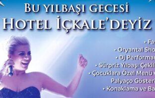 Hotel İçkale Ankara Yılbaşı 2019