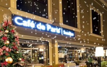 Hotel Suadiye Cafe de Paris Yılbaşı 2019
