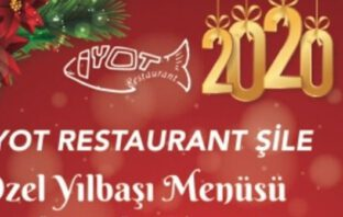 İyot Restaurant Yılbaşı 2018