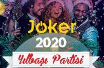 Joker Bar Çanakkale Yılbaşı 2020