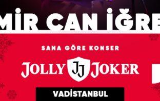Jolly Joker Vadistanbul Sarıyer Yılbaşı 2020