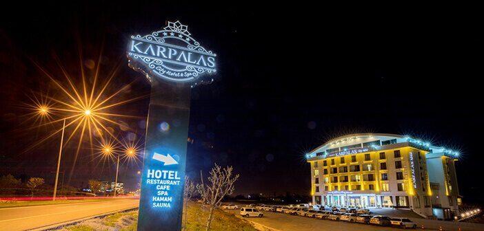 Karpalas City Hotel Bolu Yılbaşı Programı 2019
