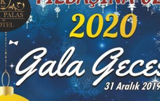 Kaya Palas Kırklareli Yılbaşı Programı