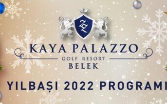 Kaya Palazzo Golf Resort Belek Yılbaşı 2019