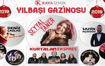 Kaya Termal Hotel İzmir Yılbaşı Gazinosu 2019