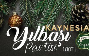 Kaynesia Hotel Turgutlu Yılbaşı 2019
