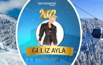 Kervansaray Uludağ Ski Center Uludağ Yılbaşı 2020