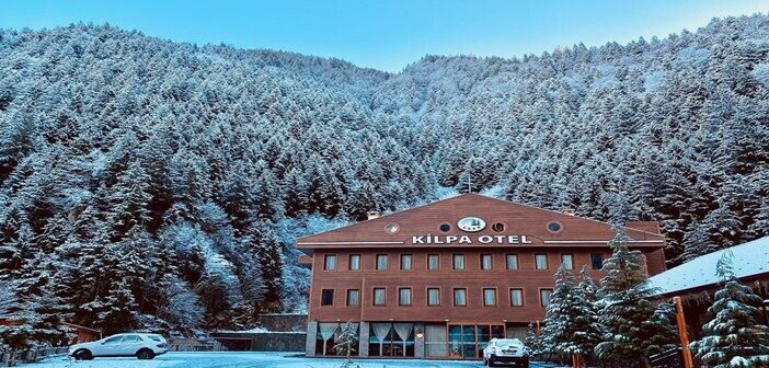 Kilpa Otel Uzungöl Yılbaşı 2019