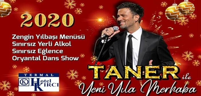 Kırcı Termal Hotel Yılbaşı 2020