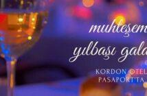 Kordon Otel Pasaport İzmir Yılbaşı 2020