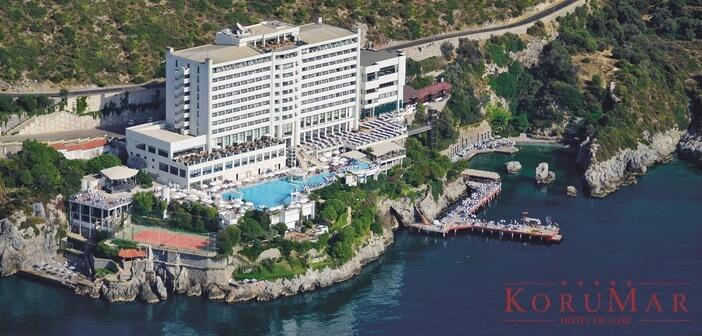 Korumar Hotel De Luxe Yılbaşı Programı 2020
