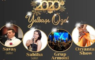 Liparis Resort Hotel Mersin Yılbaşı 2020