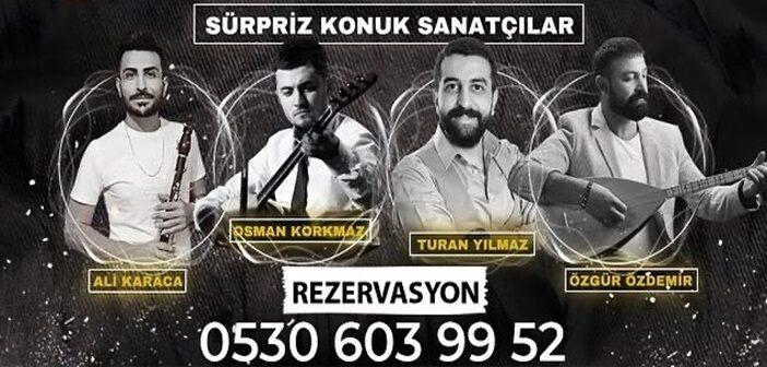 Livane Restaurant Ankara Yılbaşı Programı