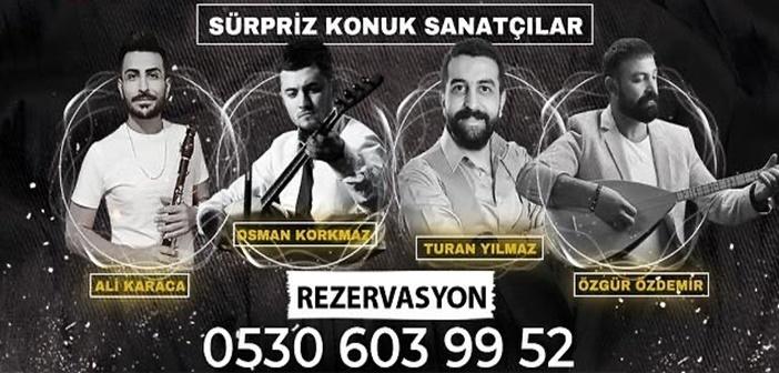 Livane Restaurant Ankara Yılbaşı Programı 2020