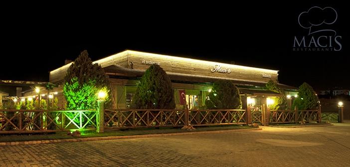 Maci's Restaurant İzmir Yılbaşı 2020