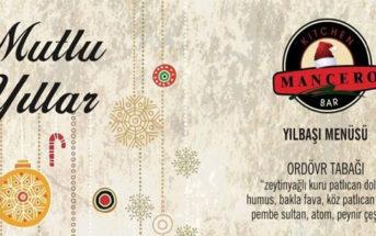 Mancero Kitchen Fethiye Yılbaşı Programı 2019