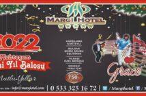 Margi Hotel Edirne Yılbaşı Programı 2019
