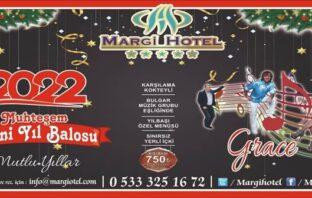 Margi Hotel Edirne Yılbaşı Programı 2020