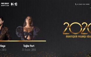 Maritim Pine Beach Hotel Antalya Yılbaşı Programı 2020