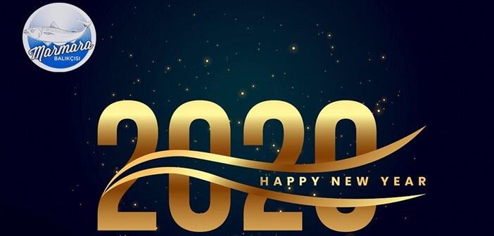 Marmara Balıkçısı Kordon İzmir Yılbaşı 2020