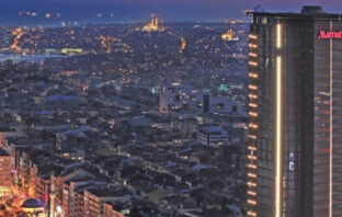 Marriott Hotel Şişli Yılbaşı Programı