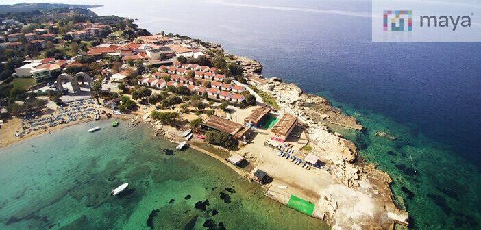 Maya Bistro Hotel Beach Seferihisar Yılbaşı 2019