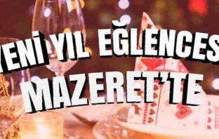 Mazeret Restaurant Avcılar Yılbaşı 2020