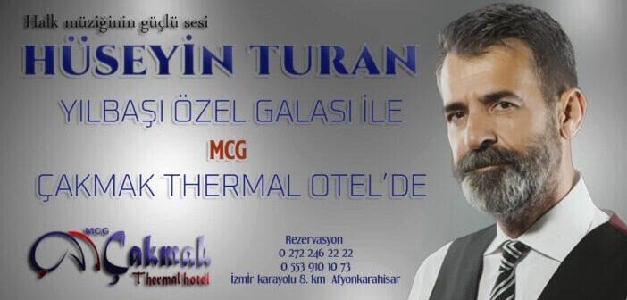 MCG Çakmak Thermal Hotel Afyon Yılbaşı Galası 2020