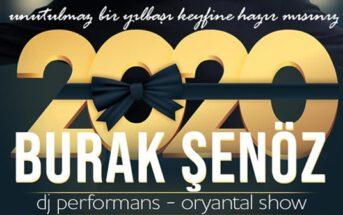 Mercure Bursa The Plaza Thermal & Spa Hotel Yılbaşı Galası 2020