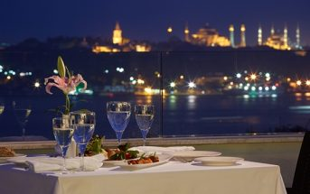 Mercure İstanbul Taksim Hotel Yılbaşı Programı 2018