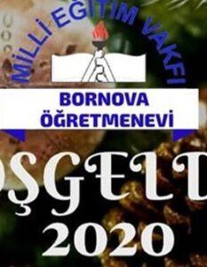 M.E.V Bornova Öğretmenevi Bayraklı Yılbaşı 2019