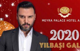 Meyra Palace Hotel Ankara Yılbaşı Galası 2020