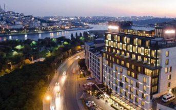 Mövenpick Hotel Golden Horn Eyüp Yılbaşı 2019
