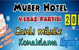 Muber Hotel Gümüldür Yılbaşı Programı