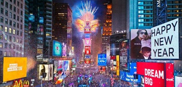 New York Yılbaşı Kutlaması