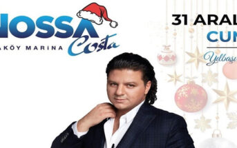 Nossa Costa Ataköy Yılbaşı Galası 2020