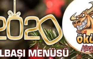 Öküz Karşıyaka İzmir Yılbaşı 2020
