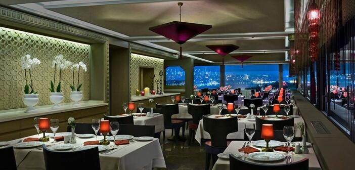 Olive Anatolian Restaurant Sirkeci Yılbaşı 2020