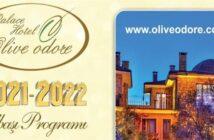 Olive Odore Palace Hotel Küçükkuyu Yılbaşı 2020