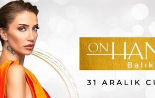 Onhann Hotel Karesi Yılbaşı Galası 2020