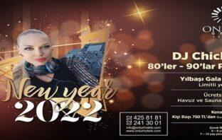 Ontur Hotel İzmir Yılbaşı 2020