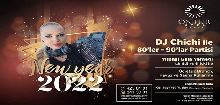 Ontur Hotel İzmir Yılbaşı 2019