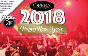 Opera Club Pera Yılbaşı Programı