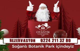 Otantik Club Hotel Bursa Yılbaşı 2019