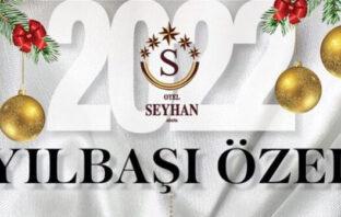 Otel Seyhan Adana Yılbaşı 2019